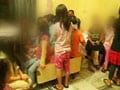 Video: Children's home running in inhuman conditions raided in Jaipur, 29 girls rescued