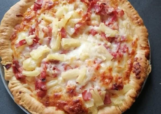 Recipe: Yummy Pizza Overload