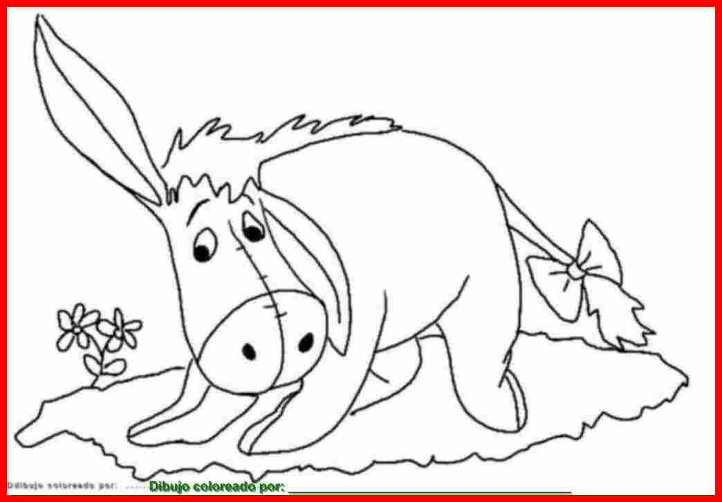 Dibujo De Animales Domésticos Para Colorear E Imprimir