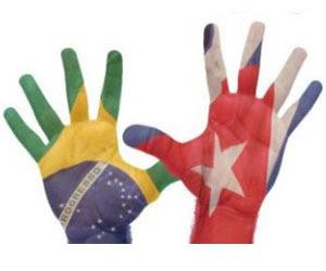 Solidaridad Cuba Brasil