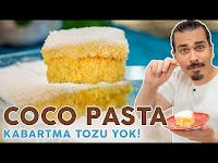 Yeni COCO PASTA (Coco Cake): Kabartma Tozu Olmadan Pamuk Gibi Kek Yapmak Mümkün! - Kek Tarifleri - Yemek.com