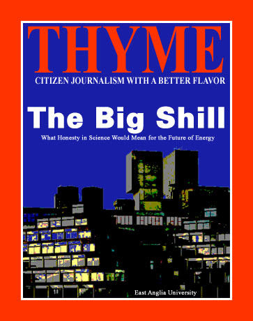 THYME Magazine, Volume II, Issue XIX