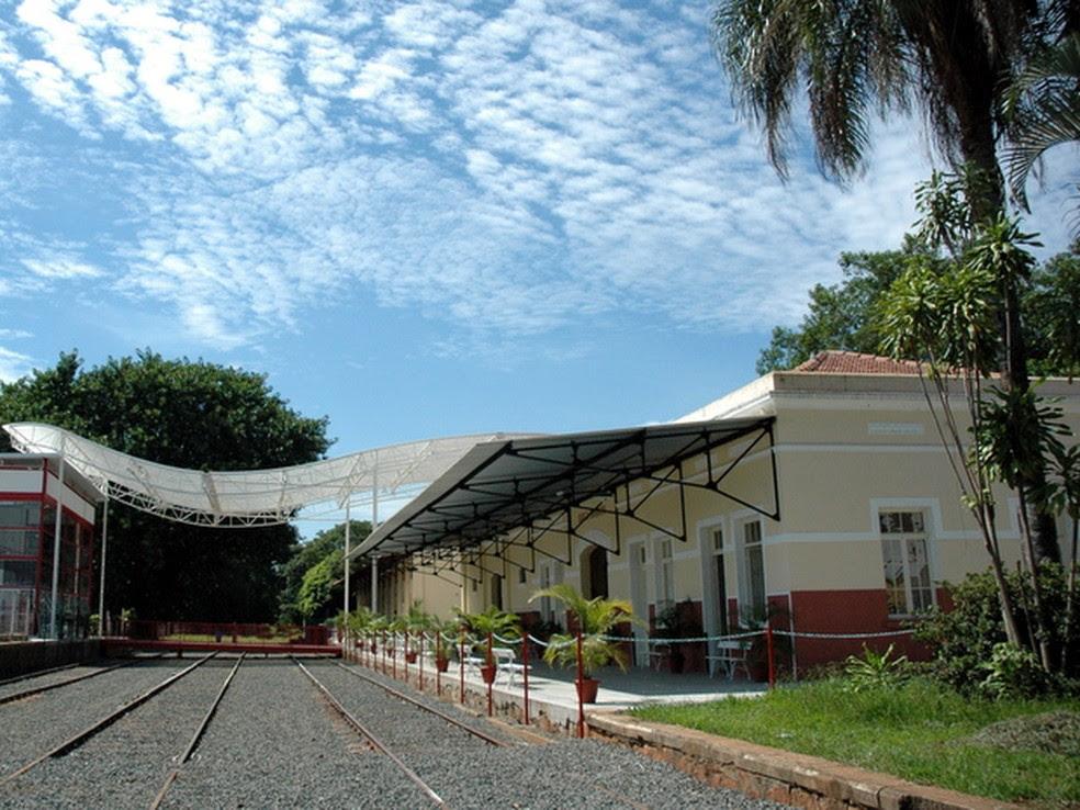 Estação Cultural de Santa Bárbara d'Oeste (Foto: CEDOC/Fundação Romi)