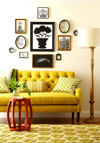 Mustard Couch 2