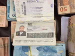 Advogado Maurício Dal Agnol preso Passo Fundo (Foto: MP/Divulgação)