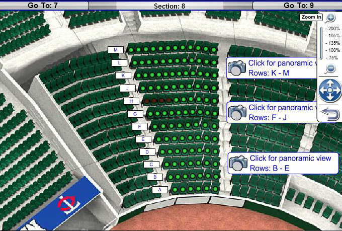 21 Beautiful Dodger Stadium Detailed Seating Chart With