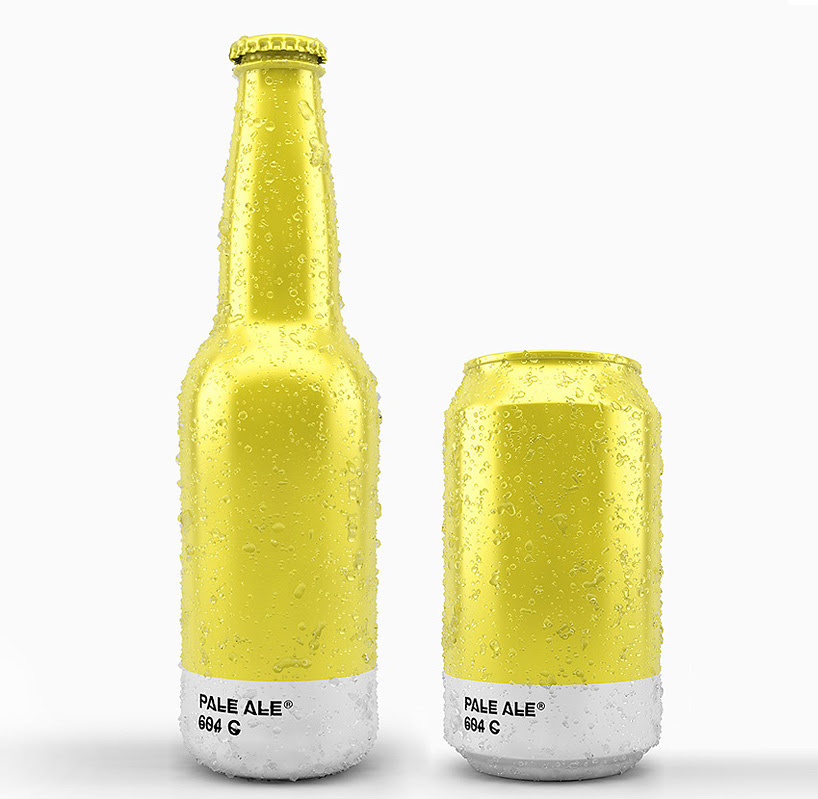 pantone beer packaging color-codes
