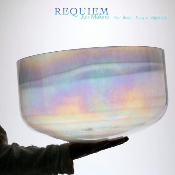 Requiem - Alchemy Crystal Singing Bowl CD from Jun Makino