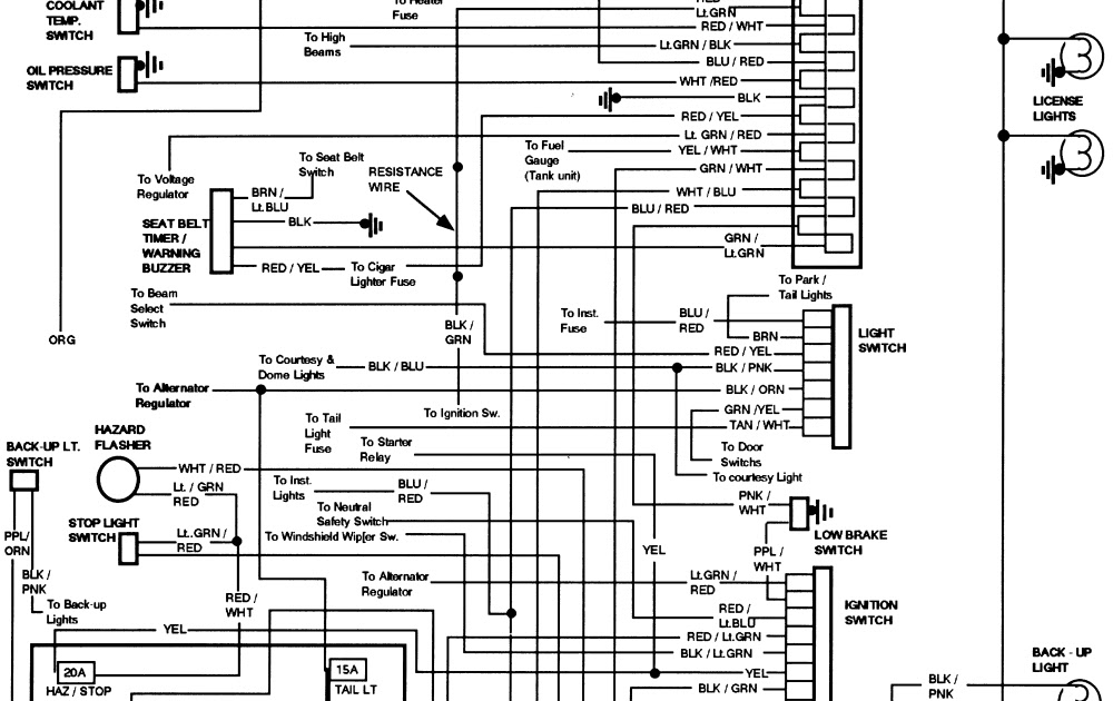 Diagram  Tpi Ignition Control Module Wiring Diagram Full