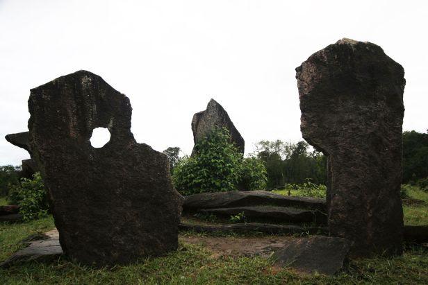 Stonehenge brasileiro Círculo de pedras no Amapá é considerado o Stonehenge brasileiro