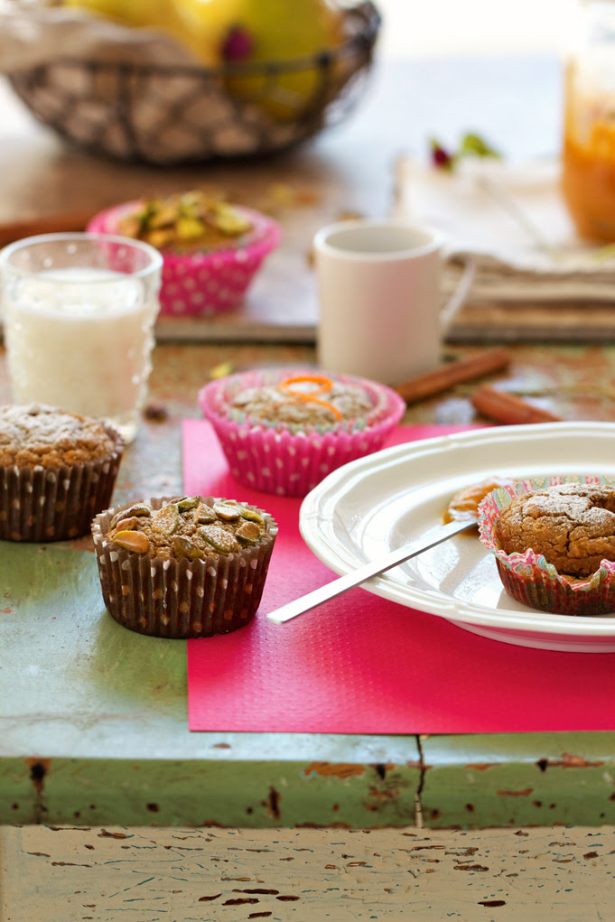 Chai Carrot Muffins Marla Meridith Photography-IMG_5582