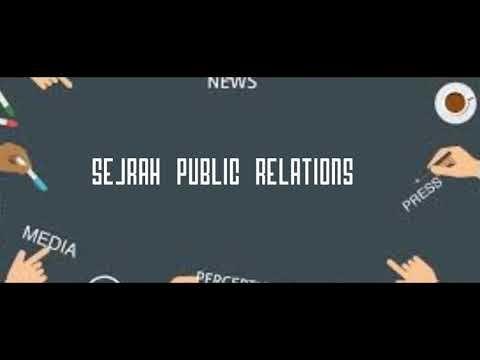 Simak SEJARAH DAN PERKEMBANGAN PUBLIC RELATIONS DI DUNIA ...
