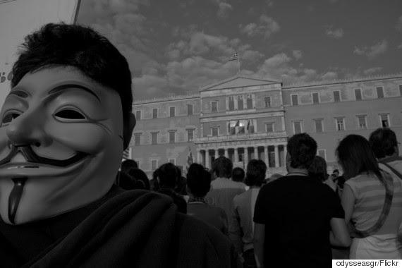 greek indignados
