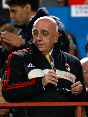 Adriano Galliani Milan (Foto: Getty Images)