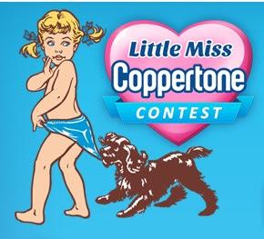 Little Miss Coppertone