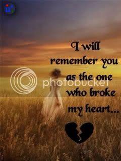 You Broke My Heart Pics Broken Heart Images You Broke My Heart Quotes 15