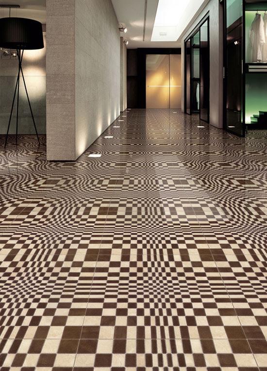 mosaico Hypnos y Talia, Arquitectura, diseño, decoracion
