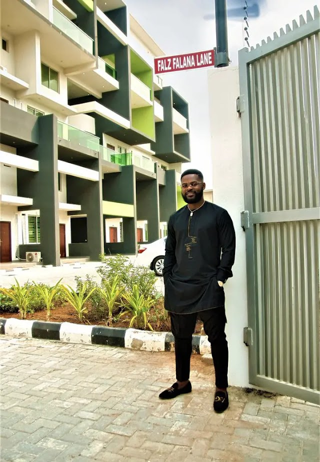 THE POPULAR NIGERIA RAPPER POPULAR KNOW AS FALZ ANGRILY REACTED TO THE ARREST OF THE POPULAR COMEDIAN MR MACARONI