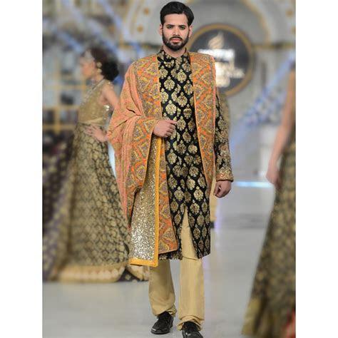 HSY Latest Men Wedding Sherwani Kurtas Collection 2018 2019