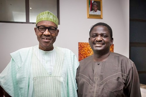 The Ship May be Tempestuous But Buhari Knows Where He's Going - Presidential Spokesman Assures Nigerians