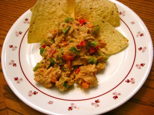 Spicy Taco Tuna Salad