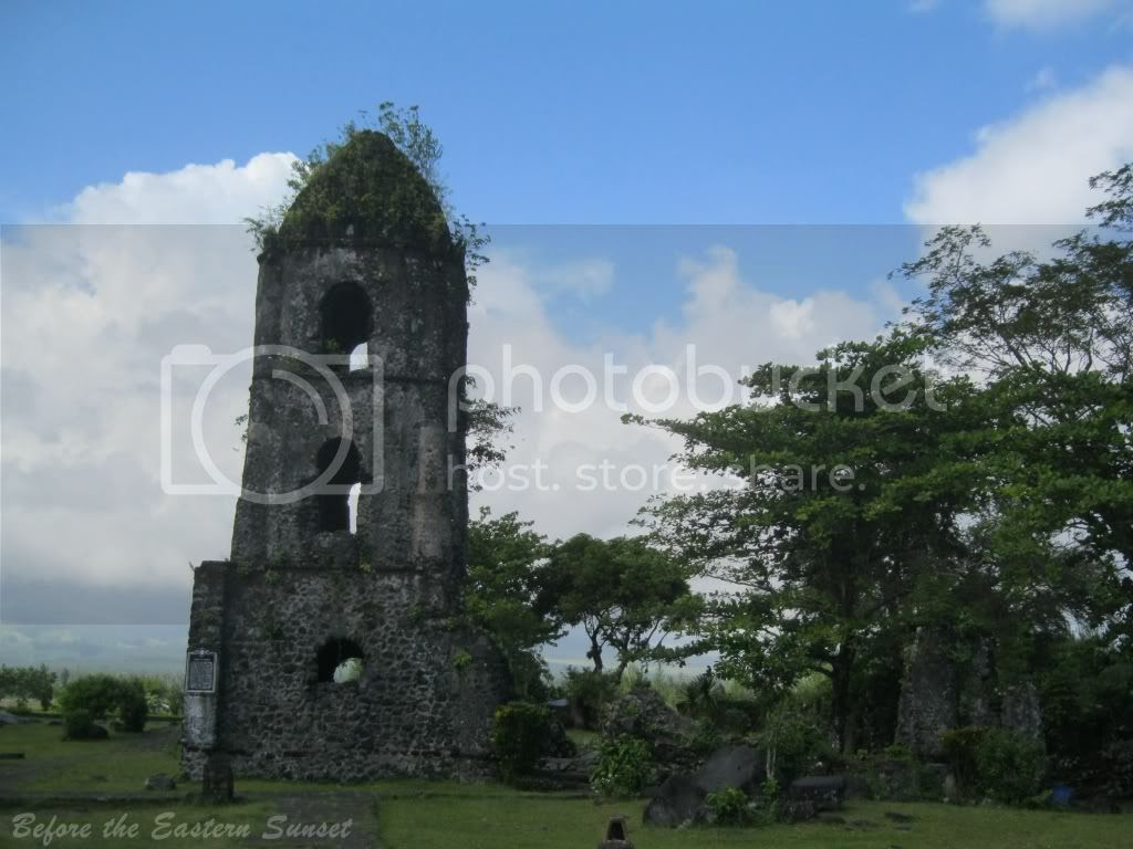Ruins of Cagsawa Church, Bicolandia