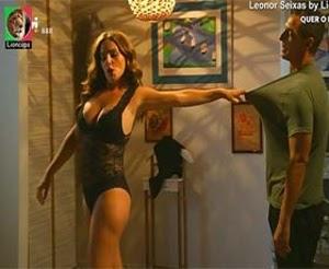 Leonor Seixas super sensual mais uma vez na novela Quer o Destino
