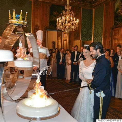 Sweden's Prince Carl Philip Marries Reality Star Sofia