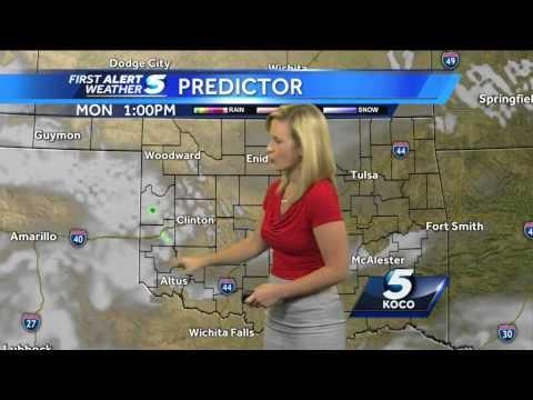 Danielle Dozier Hot Meteorologist (KOCO)