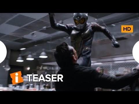 Homem Formiga e Vespa ganha primeiro trailer oficial