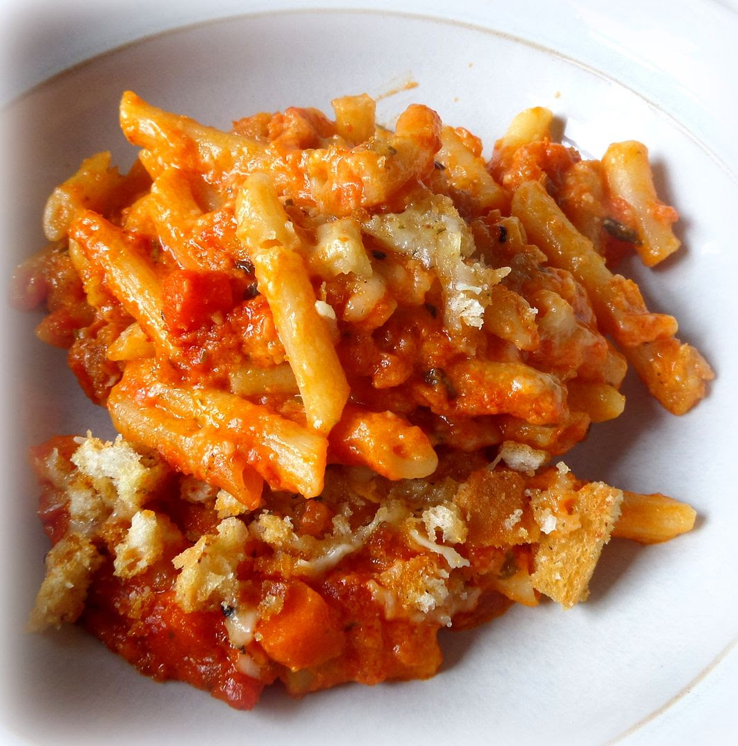 Easy Oven Baked Pasta