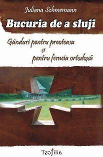 O carte pentru preoteasa ortodoxă
