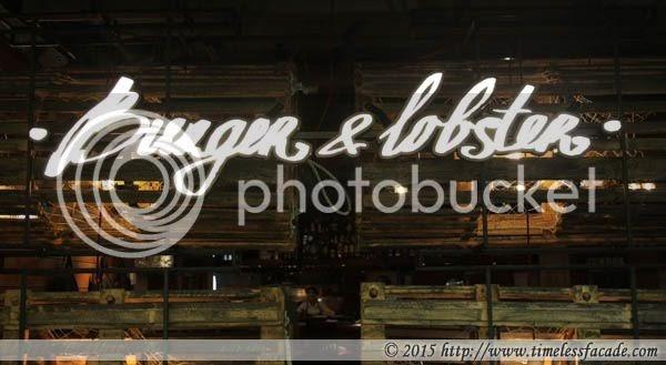 Real Food Reviews: Burger & Lobster, London - Finger Licking Good!
