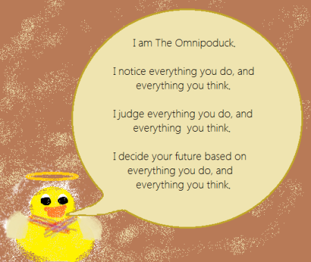 Omnipoduck