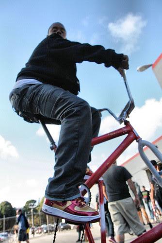 Scraper Bike tallbike