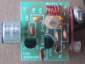 Mạch phát FM đơn giản 100-150m 9V