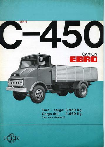 EBRO C 450