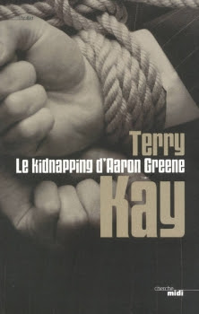 Couverture Le kidnapping d'Aaron Greene