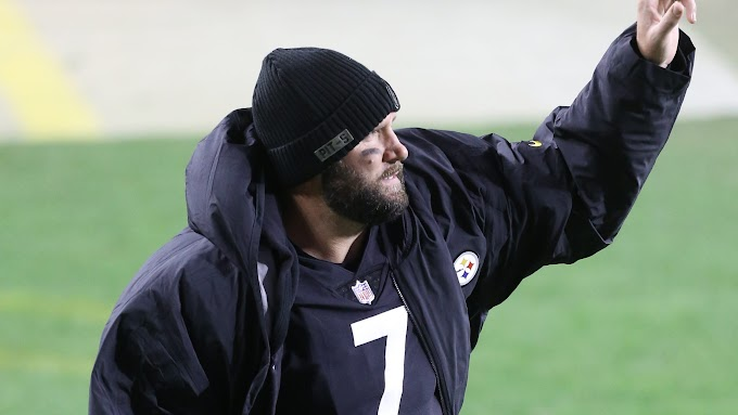 Opinion: Despite noncommittal tone, Pittsburgh Steelers find themselves at Ben Roethlisberger's mercy