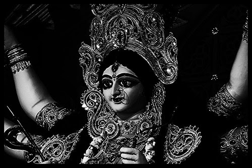 Happy Durga Puja by firoze shakir photographerno1