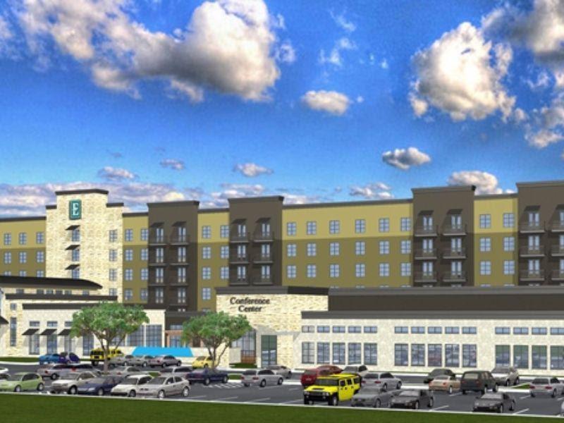 Embassy Suites San Antonio Brooks City Base Hotel & Spa Discount
