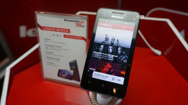 Lenovo Muszik A319 Ponsel Asyik Buat Musik Java Pulsa Online Murah Jember Surabaya Jawa Timur