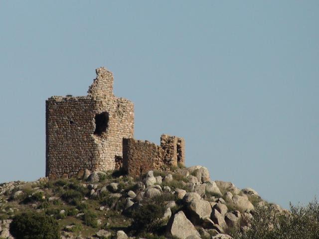 Resultado de imagen de Valle del Chorrito Torre de los Moros