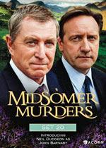 Midsomer Murders: Set Twenty, a Telemystery Crime Series