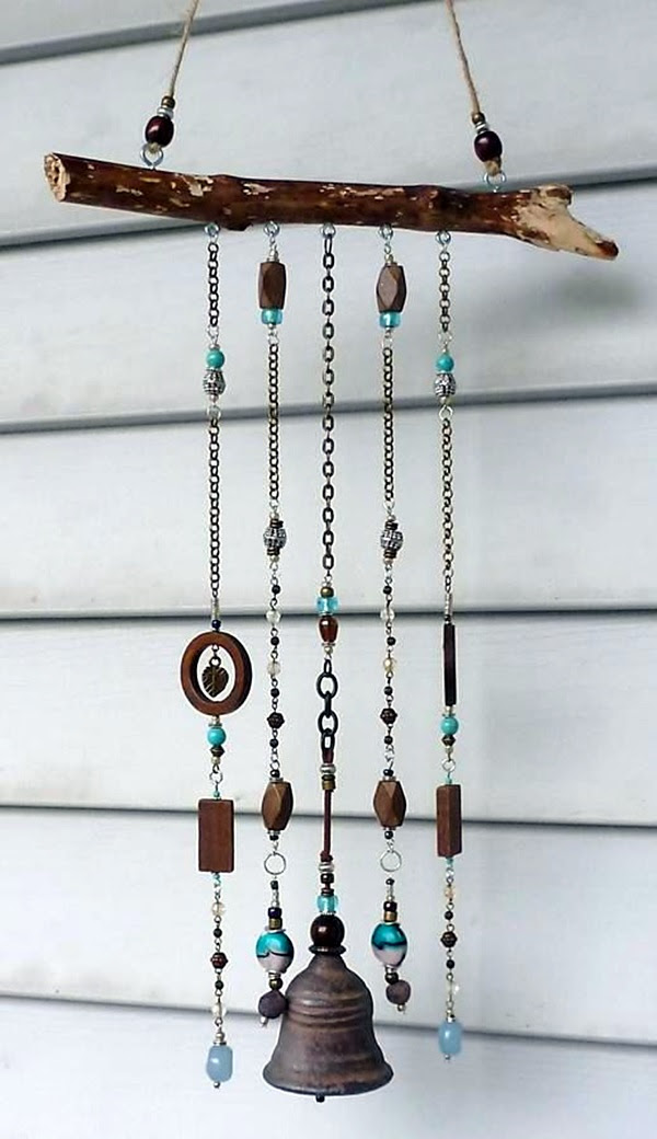 DIY Wind Chime Ideas to Try This Summer (2)