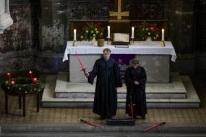 messa protestante
