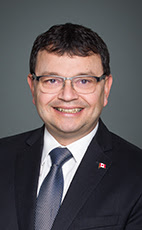Photo - Jacques Gourde - Click to open the Member of Parliament profile