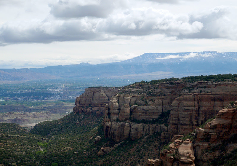 Red Canyon, Colorado National Monument