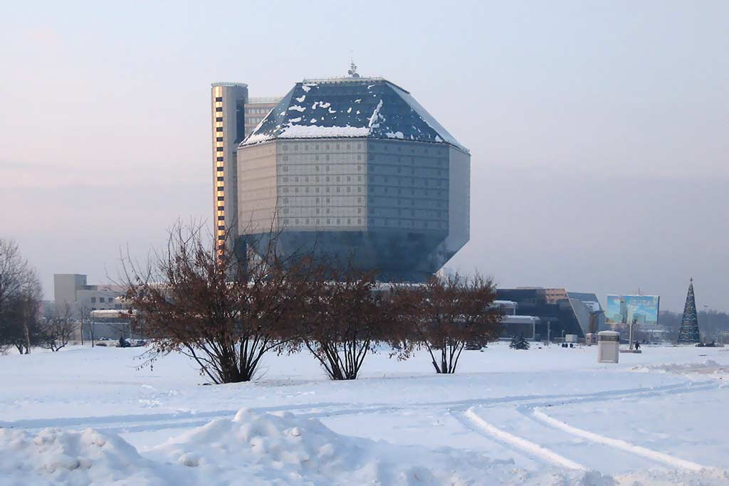 Картинки по запросу фото Минск зимой