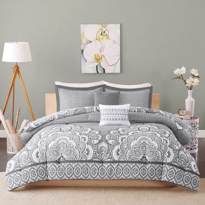 Intelligent Design Lisette Comforter Set Jcpenney